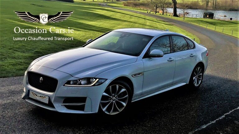 Occasion Cars Jaguar XF with Logo 768x432