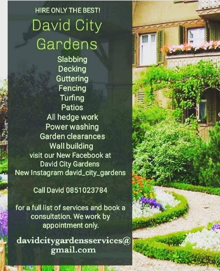 david city gardens