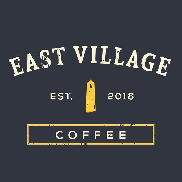 East Village Coffee logo 1 768x768