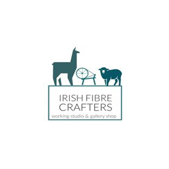 Irish Fibre and crafters logo