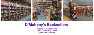 O Mahony Books on AskSpud.ie