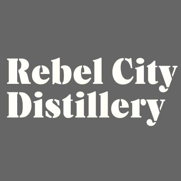 Rebel City Distillery logo 1