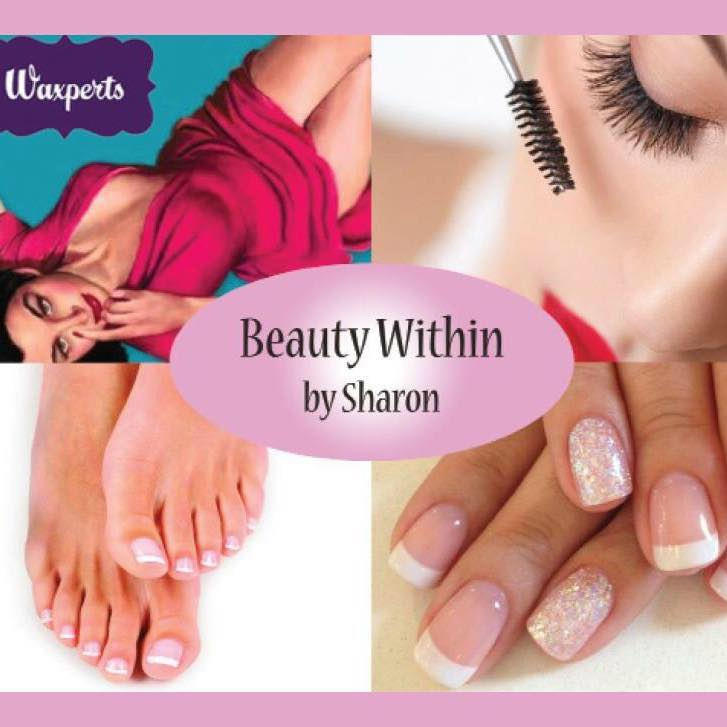 beauty within by sharon logo