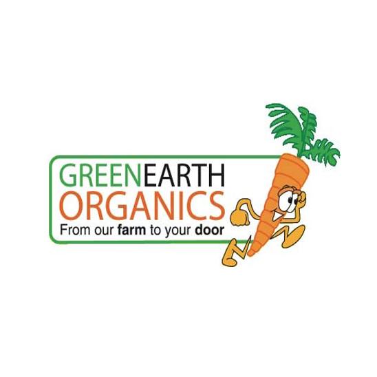 green earth organics logo