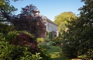 Woodlands at Ballyvolane house