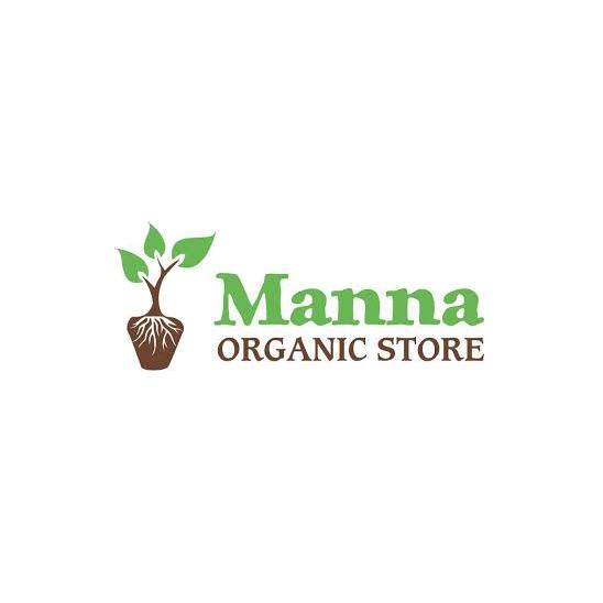 manna organic logo