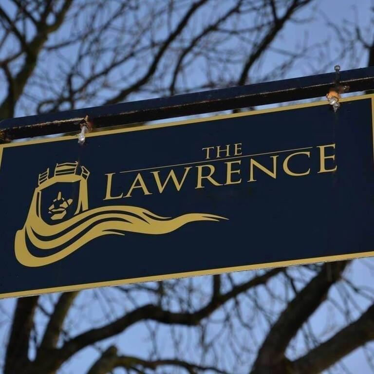 the Lawerence logo 768x768