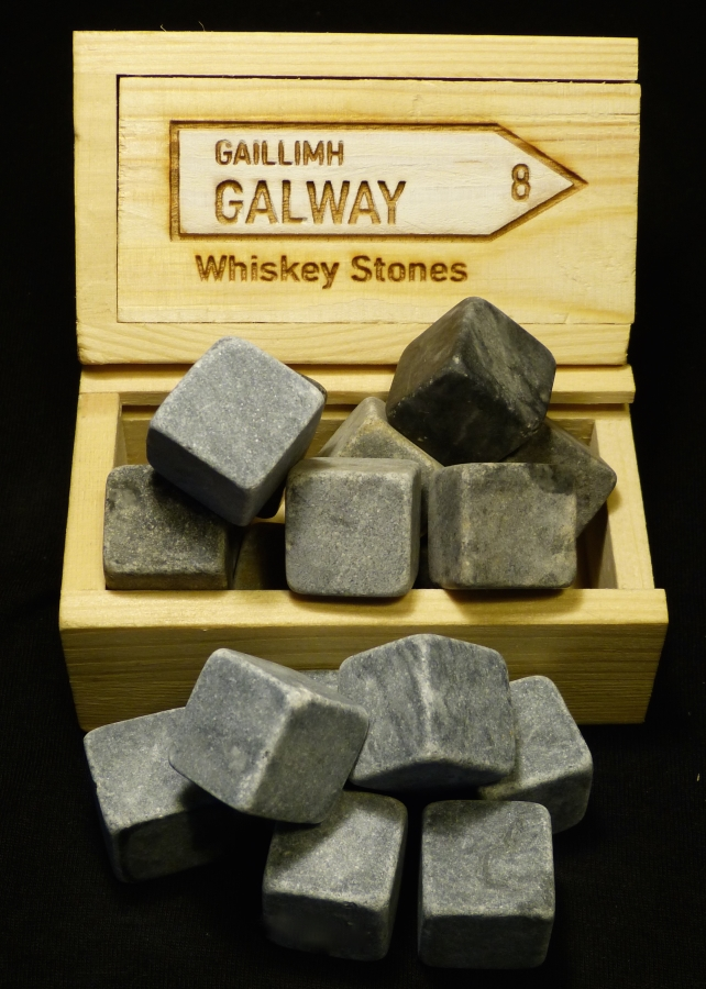 Optimized cropped galway stones