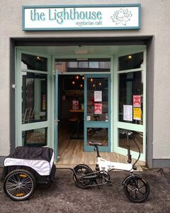 The Lighthouse Cafe Galway on AskSpud.ie