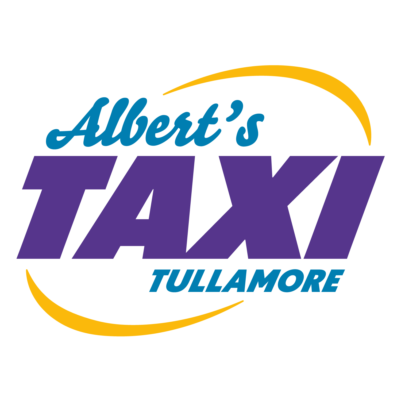 Alberts Taxi logo