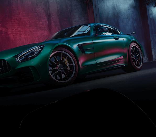 car green 1